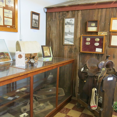 Western room - ranching, rodeo & farm