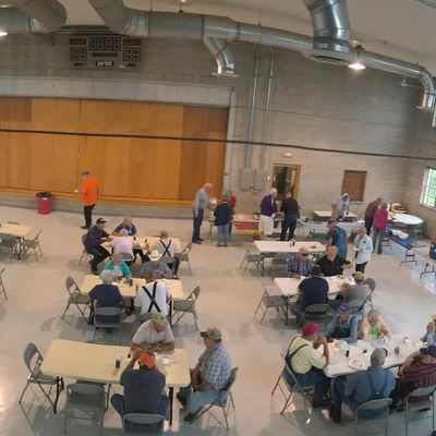 NLCYA hosts a monthly community breakfast every 3rd Saturday at the NLC Community Center.